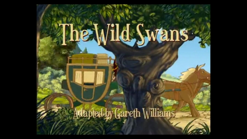 06. Дикие Лебеди / The Wild Swans.Dub.MVO.Eng