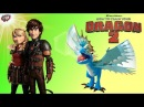 How To Train Your Dragon 2: Stormfly Flame Attack Power Dragon Figure Toy Review, Spin Master