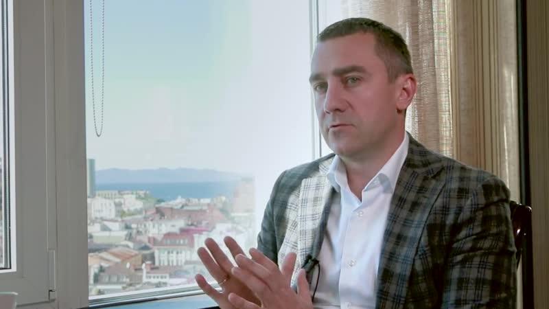 Интервью с директором филиала «Дальний Восток» ПАО «Ростелеком», Александром Логиновым