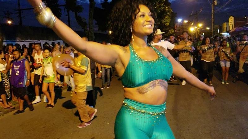 MOCIDADE 2019 veja como foi o primeiro ensaio de rua para o Carnaval 2019