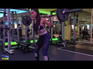 AMAZING Brazillian Workout Motivation - FERNANDA DAVILLA