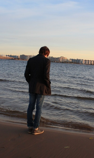 Ramin Рамин, 23 ноября , Санкт-Петербург, id47120374