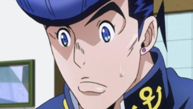 Josuke's creamy succ
