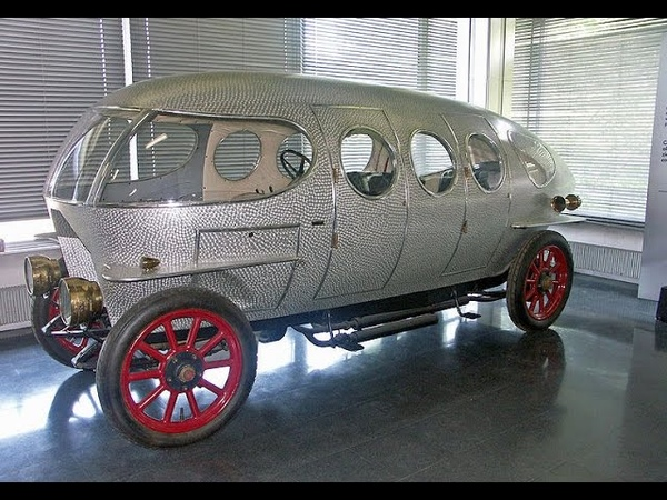 Alfa 4060 HP Aerodinamica, Alfa Romeo Museum, Arese, Lombardy, Italy, Europe