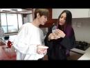 Cantante coreano cocina y come srroz con leche colombiano 🇨🇴 ft. minsung