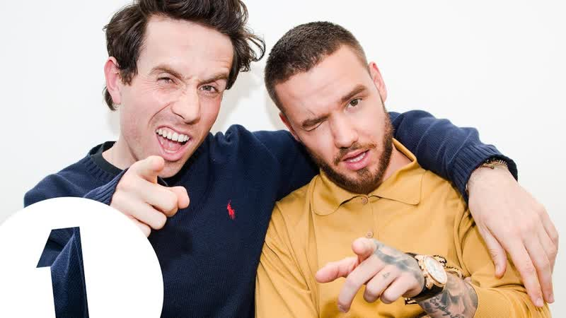 Liam Payne pranks a Liam Payne impersonator with his Tom Hardy impersonation [RUS SUB]