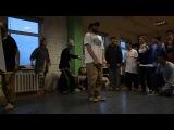 Joint & Jam 28.09.13 HH 1x1 Old Man vs Vorobey vs Bebe Spurs (Old man win) 1 part