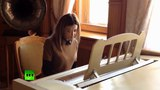 Чики брики и в дамки(Poklonskaya piano version)