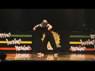 OLD SCHOOL NIGHT VOL.15 LOCKING BEST8 BATTLE【SHUFFLE BOOGIE vs W-CLAPS】