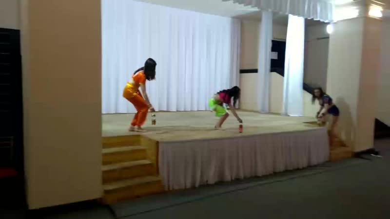 Chicni chameli, клуб индийского танца Натарадж