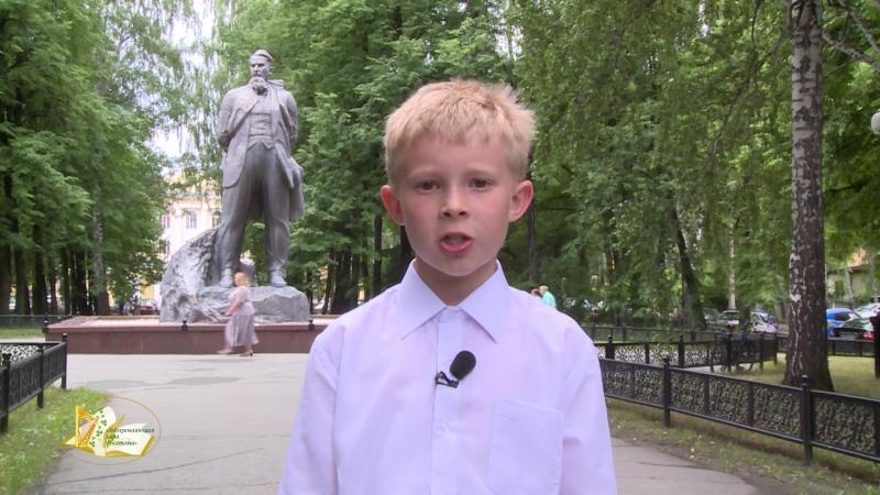 3. Роман Иванов, Вдохновляющая лира Росатома (Озёрск)