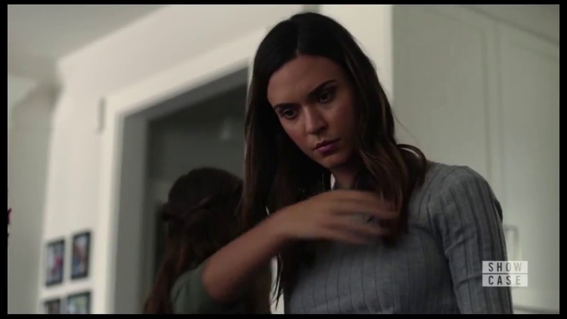 [3X10] Samantha Arias (Reign) and Ruby Arias scenes Pt 1 - Supergirl