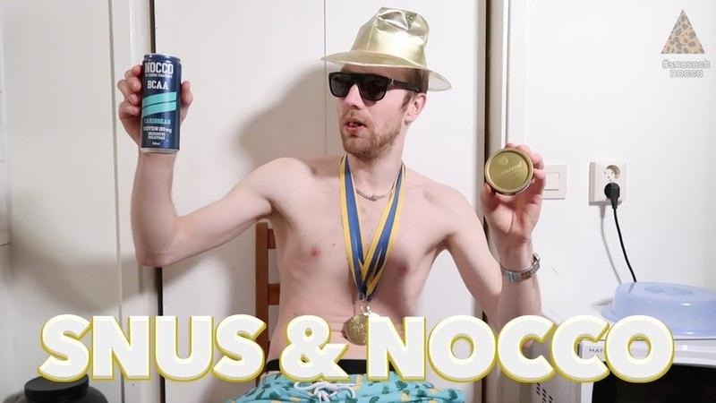 Frasse King - Snus Nocco