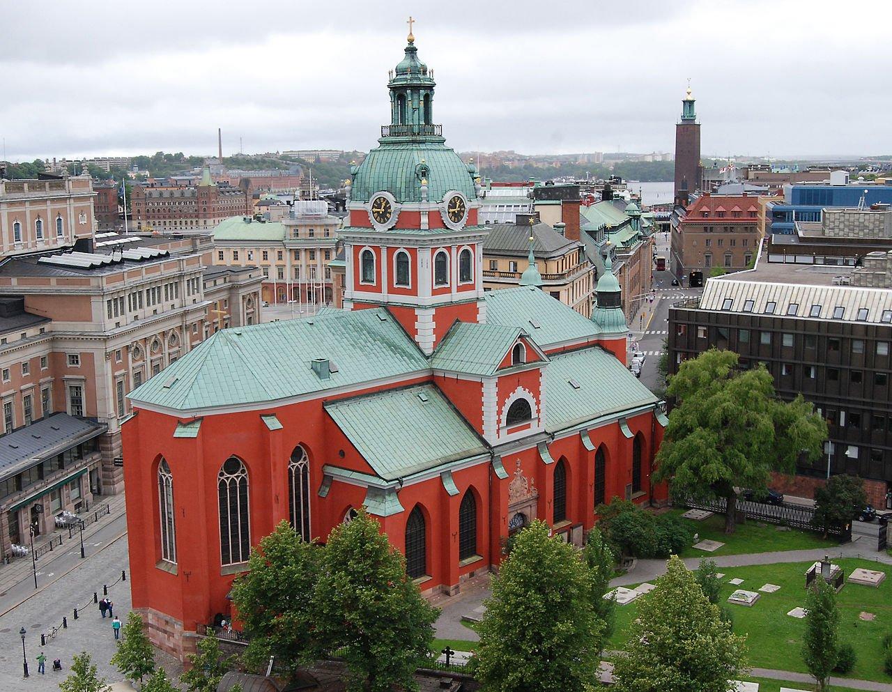 xhgVLoF_Wjg Стокгольм достопримечательности и история.