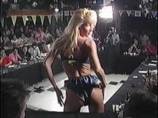 Lauren Hays Foxhunt Bikini Contest 1990's