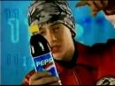 Децл и Чичерина в рекламе Пепси