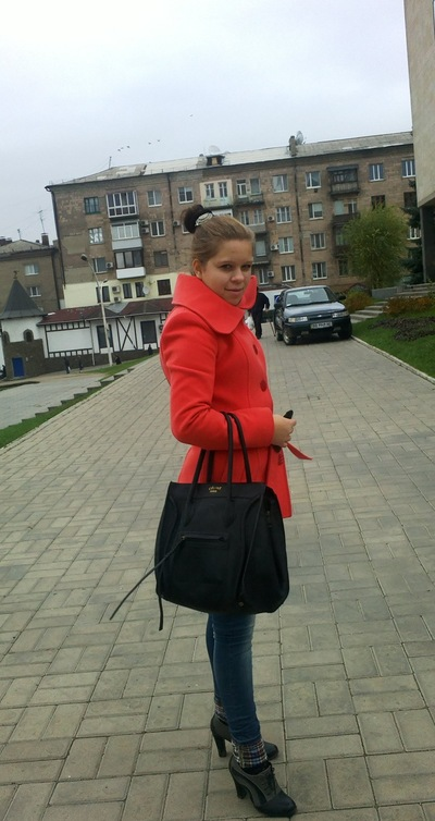 Карина Касяненко, 9 августа 1992, Луганск, id110332160