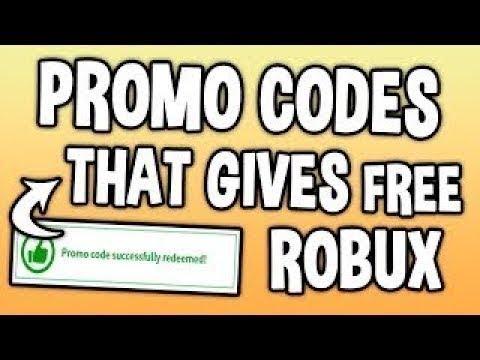 РОБЛОКС ПРОМОКОД НА РОБАКСЫ 2018-2026 roblox promocode for a free robux!
