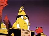 Отрывок из советского мультфильма «Чипполино».