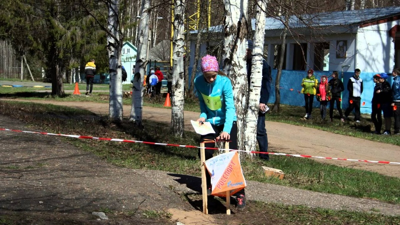 Спартакиада учащихся Кировской области спортивное ориентирование