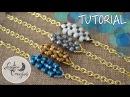 Tutorial Perline per Principianti Bracciale con fascia di cipollotti e perline DIY Beads Bracelet