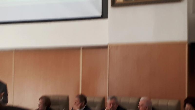 2018 жыл. КазНПУ 90 жылдығына Түріктердің келуі