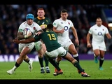 Highlights England 12 South Africa 11