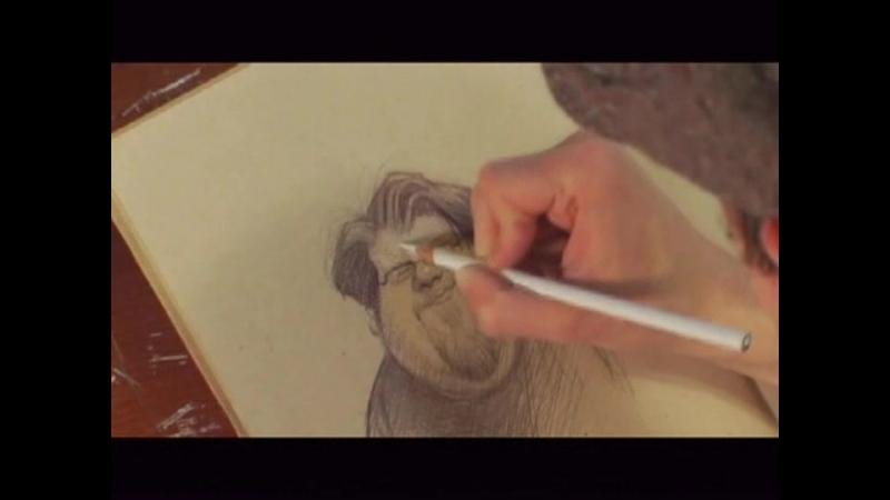 Sketching with Jason Seiler Part 5