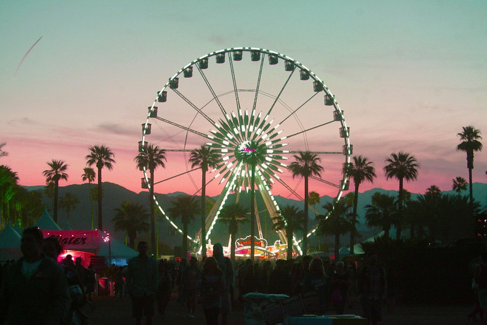 Coachella Music Festival 2014 day 2