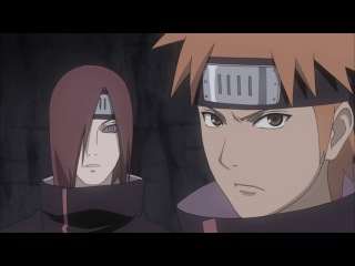 Naruto Shippuuden серия 346 с русской озвучкой / Наруто 2 сезон 346 серия [Rain.Death] [RuTube] HD