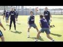 ФК Барселона приступает к тренировкам