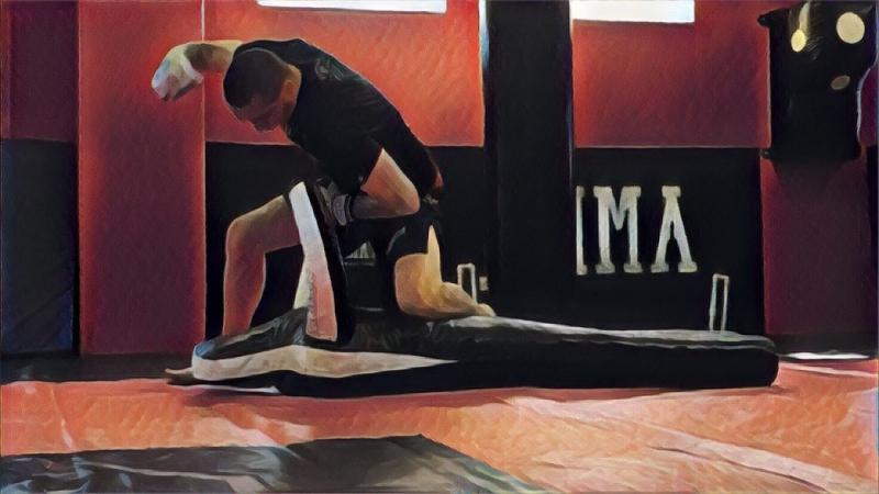 Ratibor Volkov Отрывки из тренировки