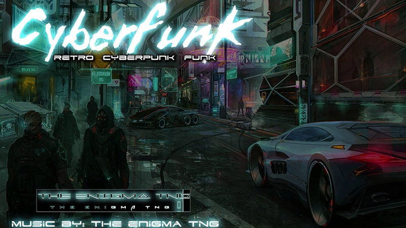 The Enigma TNG - CyberFunk