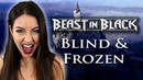 Blind and Frozen - Beast in Black (Cover by Minniva/Quentin Cornet/Mike Livas/Mr Jumbo)