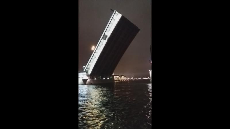 розвод мостов