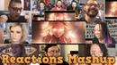 Marvel Studios' Captain Marvel - Official Trailer Reactions Mashup