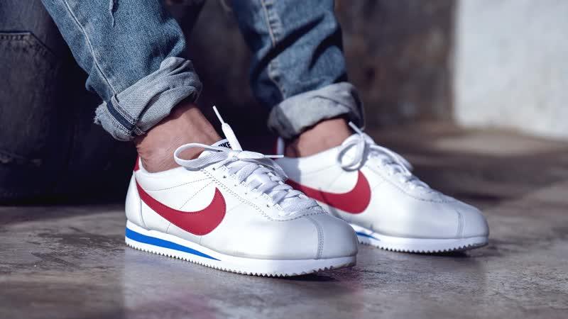 Женские кроссовки Nike Classic Cortez Синие