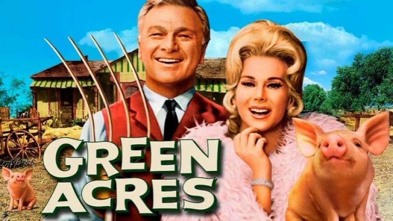 Зеленые просторы / Green Acres (06 сезон 25 серия) (1971)