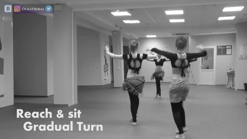 ATS® drills Level 1-2 - Fast Moves @ Just do TRIBAL! 18