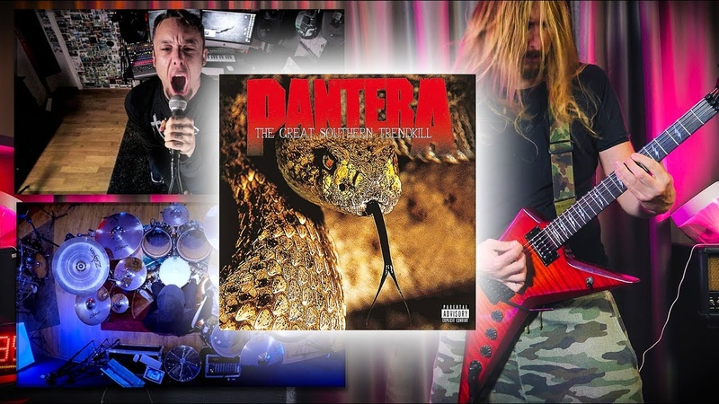 PANTERA The Underground in America Feat Frog Leap Studios Delta Empire