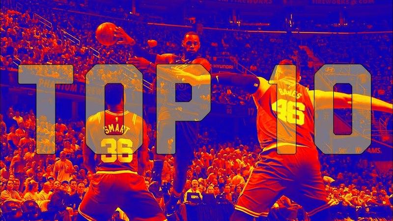 НБА. УорриорзКавальерс. Лучшие моменты финалистов сезона 201718