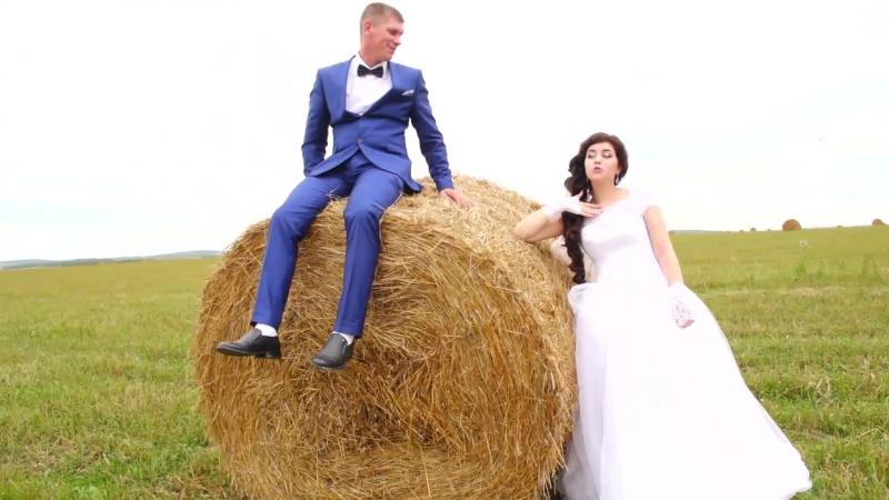 Свадебный клип Леша Аня