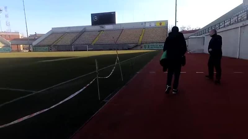 [Малыш Бригада] VLOG: 100 метровка на спор