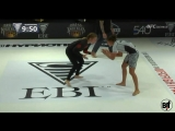 4f Talita Marie Vaughan vs Luana Alzuguir #ebi16 #nogigirls