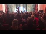 Концерт в Приморском крае (Видео из Инстаграма певицы Варвары)