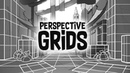 Perspective Drawing in Photoshop! Grids and Tips