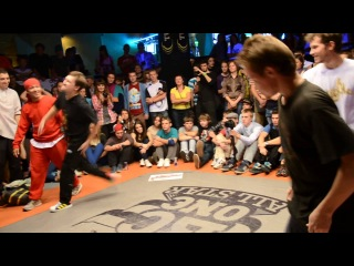 Mongol and Ray vs Tokio and Vasso [Gorky Battle 5]