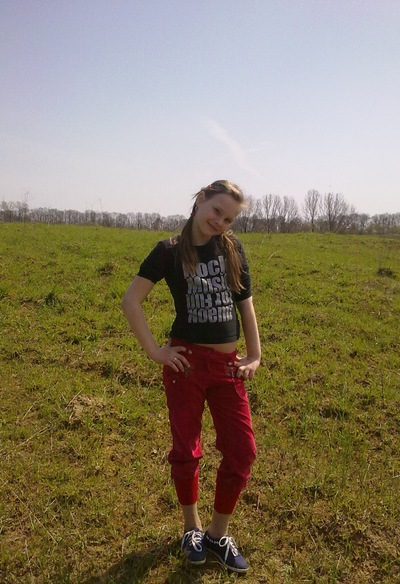 Ana Konsevuch, 9 марта 1995, Львов, id205937661