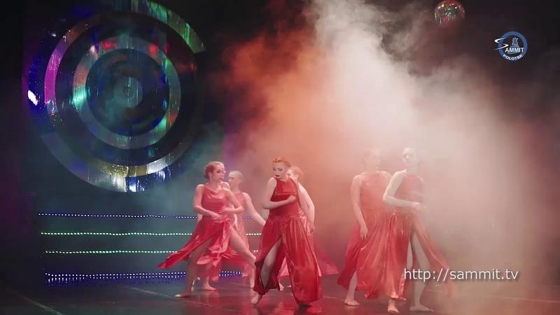 «СаммитТВ» Студия «Импульс» показала хореографический спектакль «Вперёд в прошлое»
