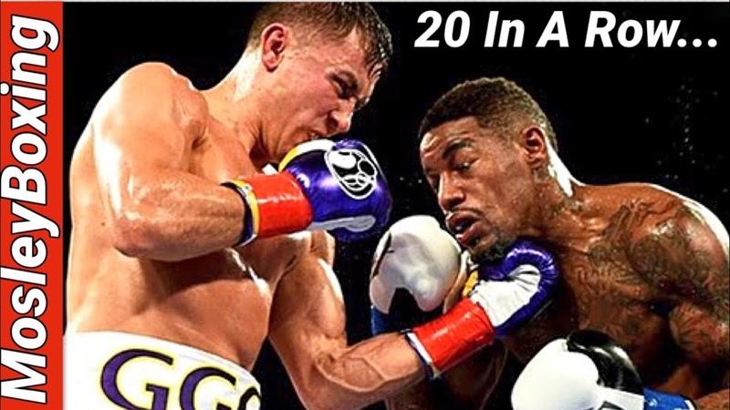Gennady GOLOVKIN vs Willie MONROE Jr | FULL FIGHT In HD (4K Ultra HD)